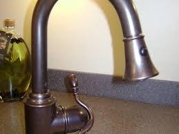 Sink U0026 Faucet Fresh Oiled Bronze Kitchen Faucet On Home Decor
