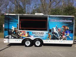 maryland premier mobile video game truck rental byagametruck com