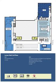 student center floor plan getting around lerner lerner hall