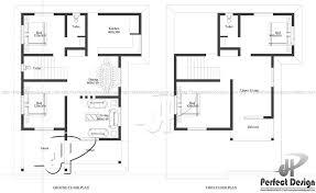 modern home layouts 1610 sq ft modern home designs kerala home design