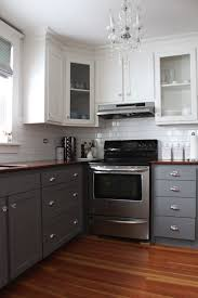 2 tone kitchen transitional kitchen benjamin moore whale