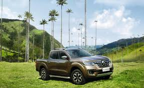 renault alaskan vs nissan navara is the renault alaskan pickup truck 2 3 liter dci hinting at our