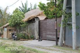 balinese open air house ehomestay canggu bali