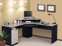 Armoire Office Desk by Office Furniture Wooden Computer Armoire For Big Sized Computer