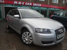 06 audi a3 used audi a3 special edition 2006 cars for sale motors co uk