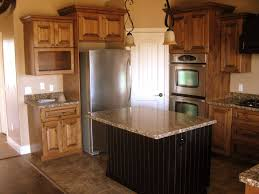 fantastic rustic kitchen designs with alder cabinets added white