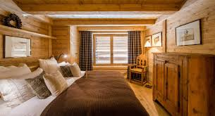 chambre chalet deco chambre style chalet kirafes