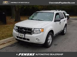 Ford Escape Cargo Space - 2012 used ford escape fwd 4dr xlt at toyota of fayetteville