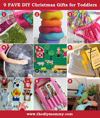 a handmade christmas diy toddler gift ideas by the diy mommy