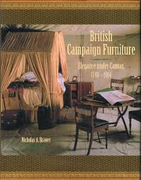 English Campaign Desk Classic British Campaign Furniture Available From India