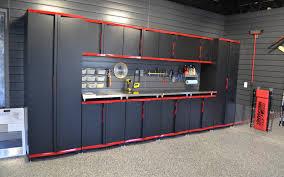 amenagement garage auto la série edge occupe le haut du pavé avec une qualité de matériaux
