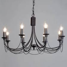 large size of chandeliers design marvelous black iron candle chandelier uk wrought non electric australia