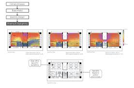 Floor Plan Of Office Building Design And Simulation Workflow Of An Office Building In New Delhi