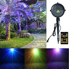 Rgb Landscape Lights Laser Lights Tepoinn Outdoor Projector Waterproof Rgb Motion