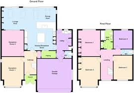 Qmc Floor Plan by 4 Bedroom Detached House For Sale In Cambridge Road Wollaton