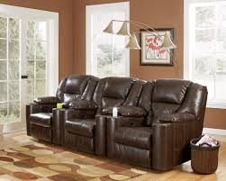 Ashley Furniture Loveseat Recliner Reclining Leather Sectionals
