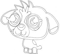 monster coloring pages to print free printable moshi monster