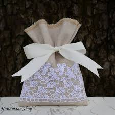 linen favor bags wedding favor bag baby shower favor from teomil on etsy