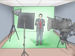 how to set up a green screening studio 10 steps wikihow