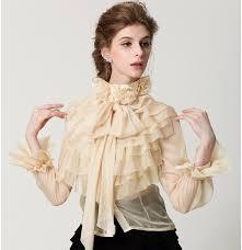 high neck ruffle blouse 2017 high neck blouse vintage princess royal court