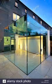 Glass Box House Glass Box Extension Home Design Ideas