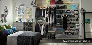 affordable wire closets design u0026 storage shelving drawers new