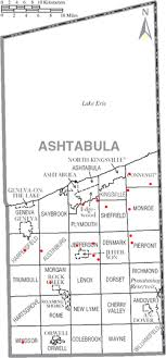 bridges of county map list of covered bridges in ashtabula county ohio