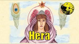 greek mythology hera youtube