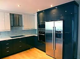 hygena cuisine meuble cuisine hygena meuble de cuisine en blanc laque cuisine