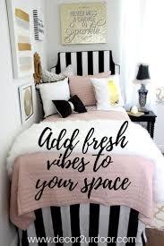 Black And White Room 803 Best College Dorm Room Bedding Images On Pinterest College