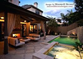 Small Backyard Above Ground Pool Ideas Small Backyard With Pool U2013 Bullyfreeworld Com