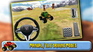 monster truck game video 3d monster truck driving android apps on google play