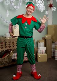 elf costume spirit halloween holiday elf costume
