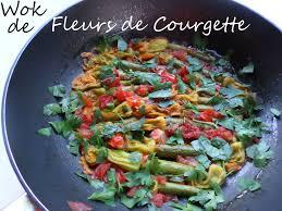 cuisiner les fleurs de courgette fleurs de courgette poêlées à ma façon la cuisine de quat sous