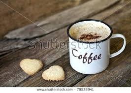 heart shaped mugs that fit together heart shaped coffee mug and cookies on wood mugs
