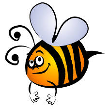 clipart bee backgrounds
