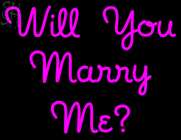 will you marry me signs in lights custom will you marry me neon sign 1 neon signs neon light