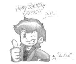 happy birthday smash by yoshiman1118 on deviantart
