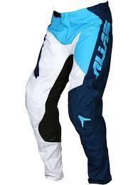 alias motocross gear alias white blue 2017 a2 blocked mx pant alias freestylextreme