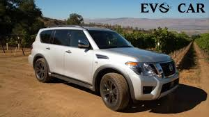 nissan armada 2017 engine 2017 nissan armada youtube