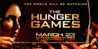 are you ready for the hunger games movie just is a four letter word