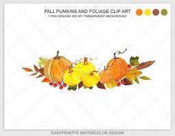 halloween clipart background pumpking clip art watercolor pumpkins clipart autumn