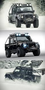 land rover defender off road land rover defender spectre is james bond approved has 37