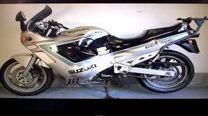 suzuki gsx750f 1990 38k hpi clear 1 start gsx 750 youtube