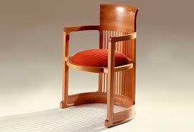 art deco armchair plastic cherrywood walnut 606 barrel