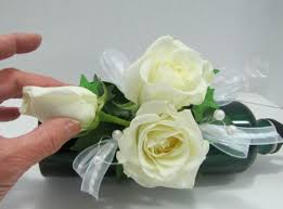 how to make wrist corsages how to make a corsage easy diy fresh flower tutorials