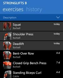 5x5 Bench Press Workout I U0027m Really Enjoying The Extra Exercises That Ketogains 5x5 Offers