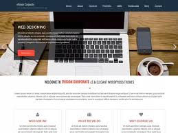 evision corporate free themes