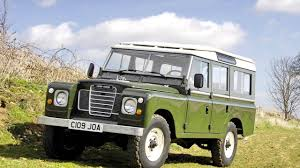 land rover series 3 4 door land rover series iii 109 station wagon u00271971 u201379 youtube