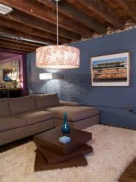 amazing cheap way to finish basement walls design decorating